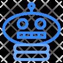 Robot Head Starwars Icon