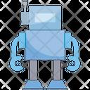 Robot Automation Bot Icon