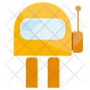 Robot Artificial Intelligence Automation Icon