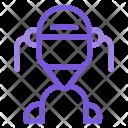 Robot Starwars Technology Icon