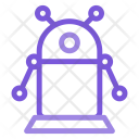 Science Technology Machine Icon