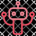 Starwars Tecnology Robot Icon