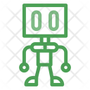 Technology Robotic Programming Icon