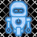 Robot Space Wheel Icon