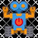 Robot Mar Wheel Icon