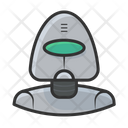 Robot Bot Robotic Icon