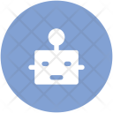 Robot Cyborg Robotic Icon