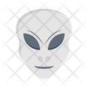 Robot Monster Space Icon