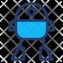 Robot Machince Automatic Icon