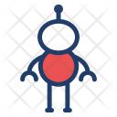 Robot Machine Science Icon