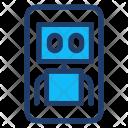 Starwars Robot Science Icon