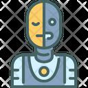 Ai Futuristic Human Icon