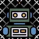 Robot Robotics Exploration Icon