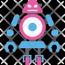 Man Bionic Intelligence Icon