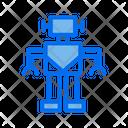 Robot Toys Machine Icon