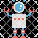 Character Man Bionic Icon