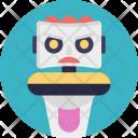 Robot Machine Software Icon