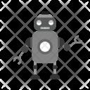 Robot Game Character Icon