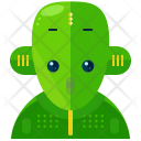 Curious Robot Science Icon
