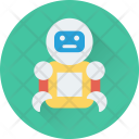 Robot Robotic Automaton Icon