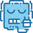 Robot Ai Technology Icon