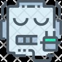 Robot Technology Plug Icon
