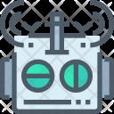 Robot Controller Technology Icon
