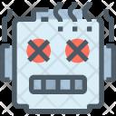 Robot Ai Artificial Icon
