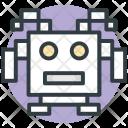 Robot Robotic Machine Icon