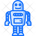 Robot Android Science Icon