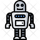 Robot Android Technology Icon