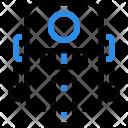 Robot Wheel Device Icon