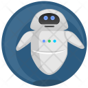 Robot Helper Technics Icon
