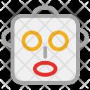 Robot Robotic Head Icon