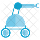 Rescue Robot Robot Automation Icon