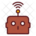 Robot antenna Icon