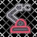 Robot Machine Automatic Icon