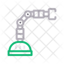 Robot Automatic Robotics Icon