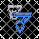 Robot Arm Icon