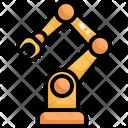 Robot Arm Robotic Icon