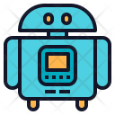 Robot Assistant Cute Icon