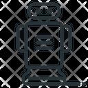 Robot Assistants Robotic Untact Icon