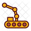 Robot Bomb Squad Robot Machine Icon