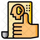 Robot Brain Processor Brain Robotics Icon