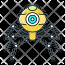 Robot Cam Bot Robot Icon
