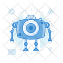 Robot Camera Icon