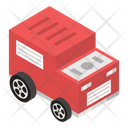 Robot Car Icon
