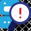 Robot Caution Icon