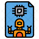 Robot Robotic Engineer Icon