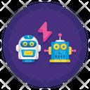 Robot Contest Icon